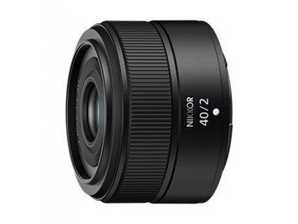 Objektív Nikon 40mm f/2 FX Nikkor Z