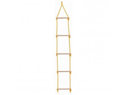 Rebrík Woody povrazový, do 30kg