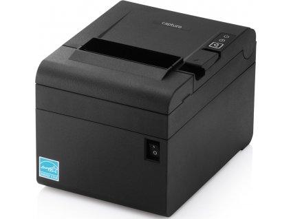Tlačiareň Capture termálny CA-PP-10000B USB, ethernet, serial, čierna