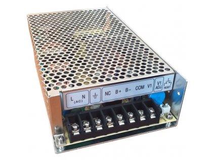 Zdroj Mean Well AD-155B průmyslový napájecí 24-29V (155W) se zálohovací funkcí