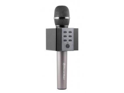 Karaoke set Technaxx ELEGANCE bluetooth karaoke mikrofón, 2x5W repro, čierna (BT-X45)