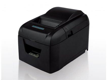 Tlačiareň Metapace termálna TC-25 USB, RS232, čierna