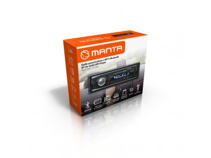 MANTA MP3 Autorádio STORM RS4505