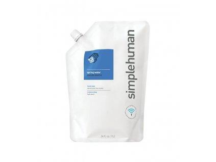 Tekuté mydlo Simplehuman hydratačné, Spring water náhradná náplň, 1 l