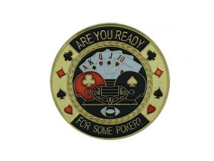 Strážca kariet ARE YOU READY
