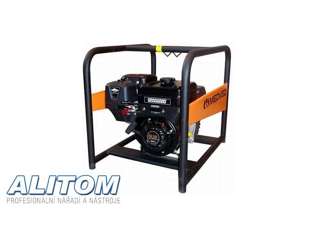 Profesionální jednofázová elektrocentrála ARCTOS 3500 B AVR