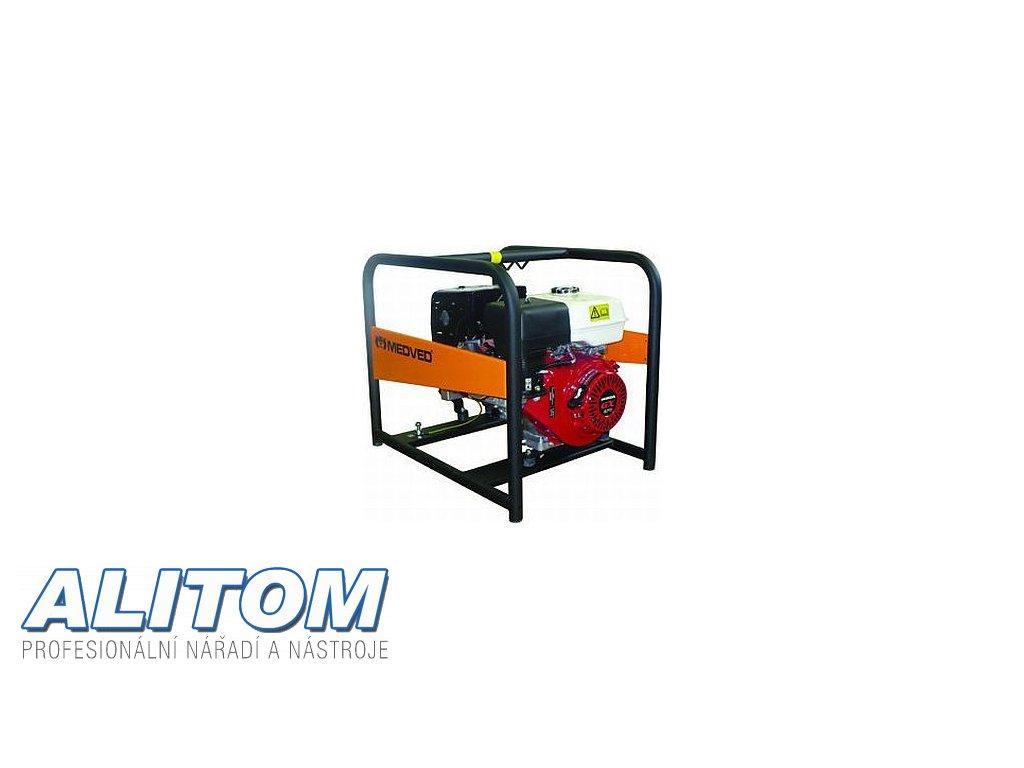 Profesionální jednofázová elektrocentrála ARCTOS 8000 H
