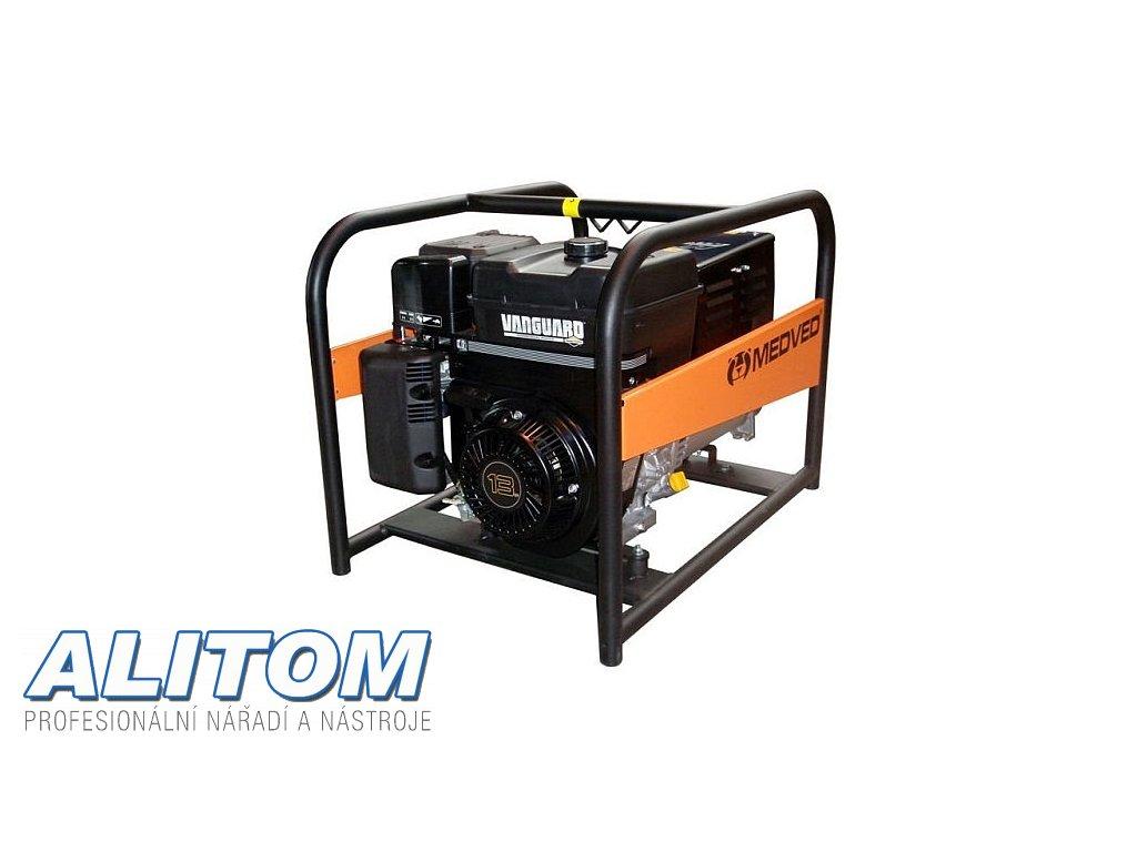 Profesionální jednofázová elektrocentrála ARTOS 8000 B AVR