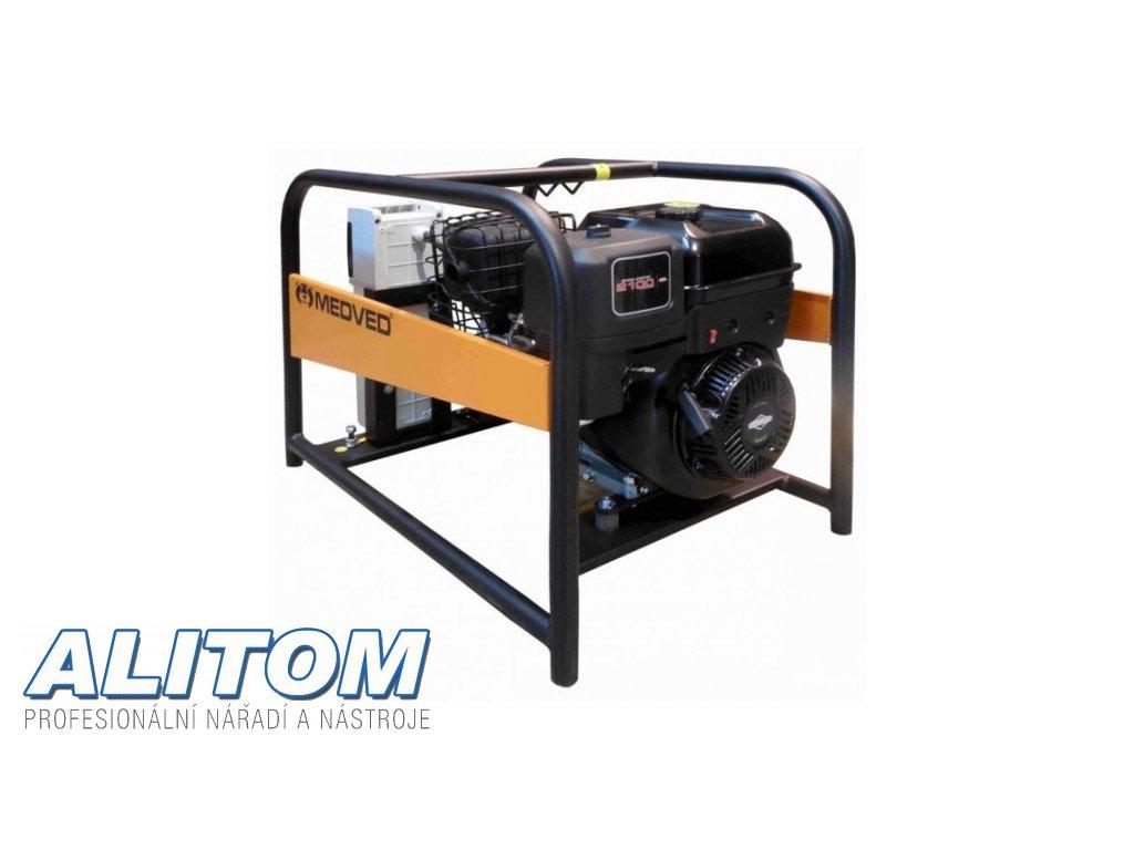 Profesionální jednofázová elektrocentrála ARCTON 9000 B