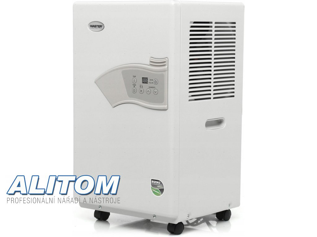 Profesionální odvlhčovač vzduchu Kompakt DH 721