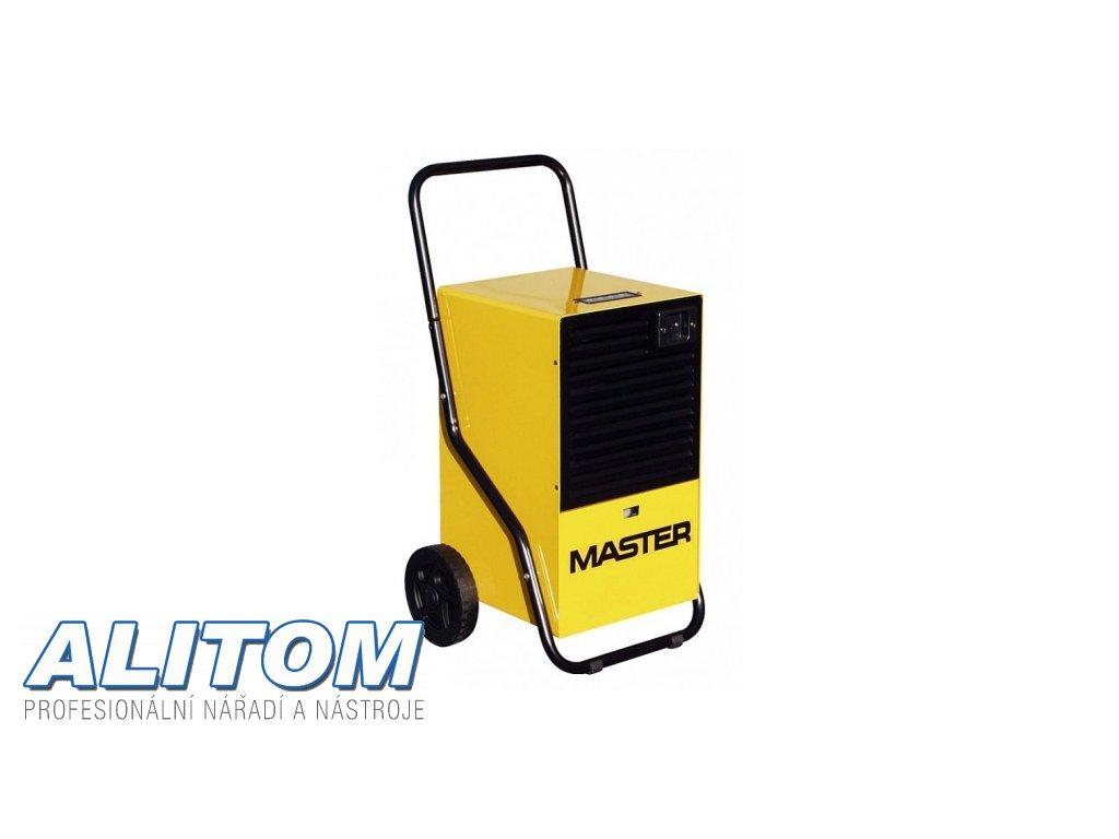 Profesionální odvlhčovač vzduchu MASTER  DH 26
