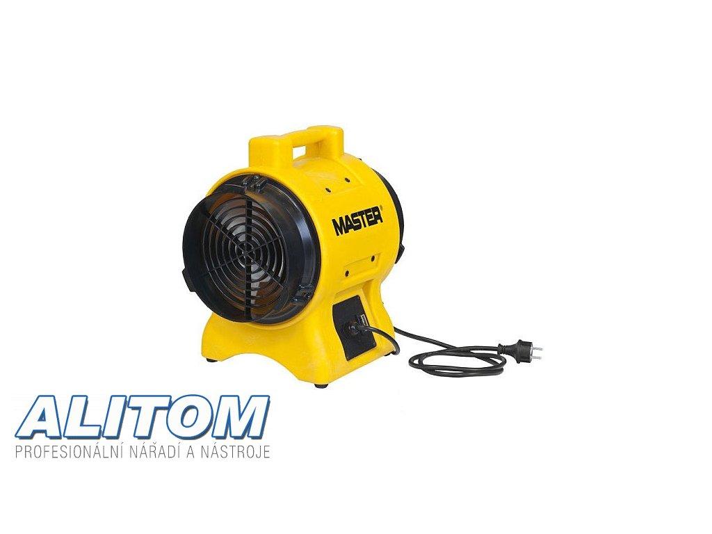 Mobilní axiální ventilátor MASTER  BL 4800
