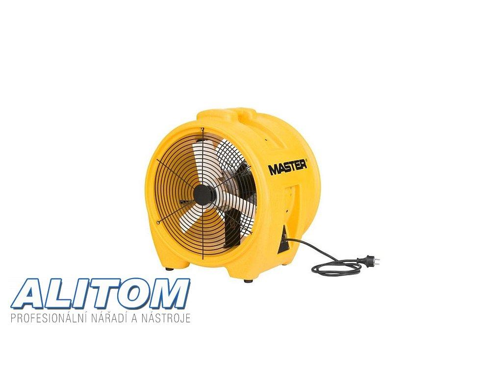 Mobilní axiální ventilátor MASTER  BL 8800