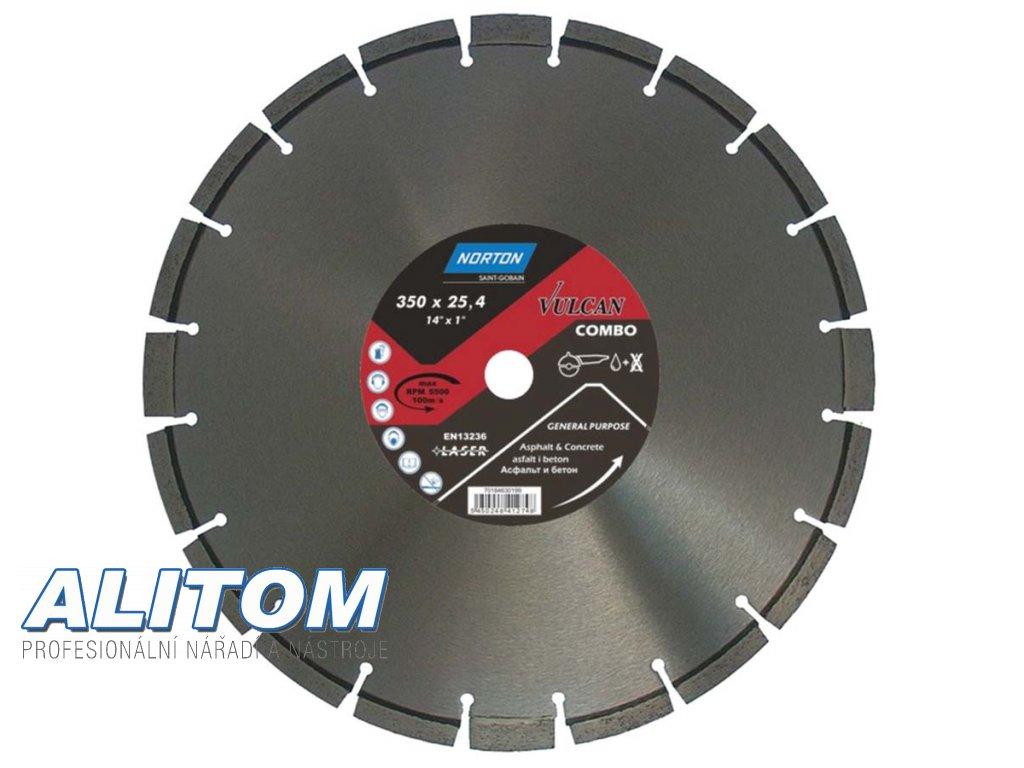 Diamond Blades VULCAN COMBO Norton VUL 61486(1)