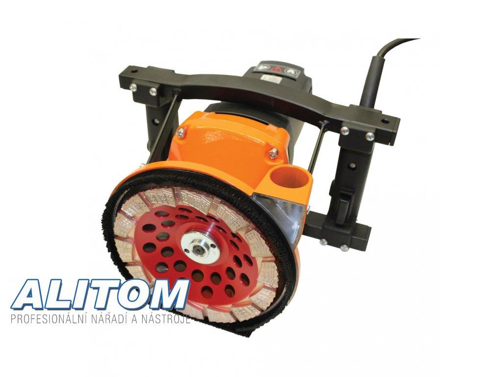 Norton Clipper Machine Grooving Grinding CG 180 68940