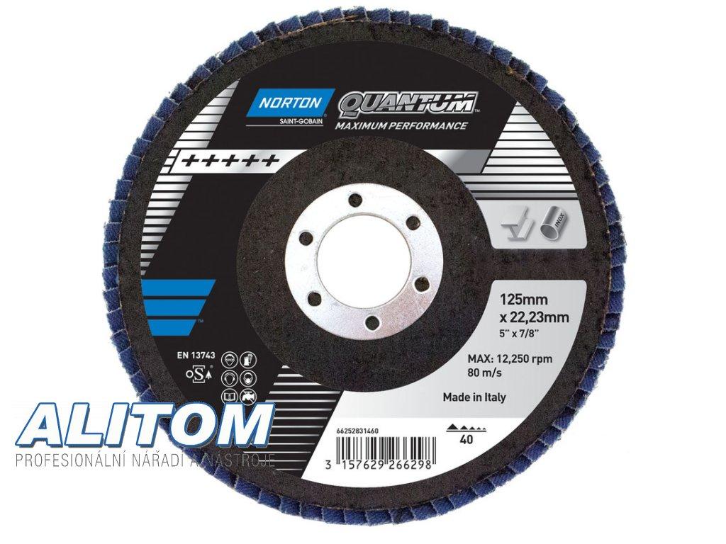 CA Flap Discs Norton Quantum 67904