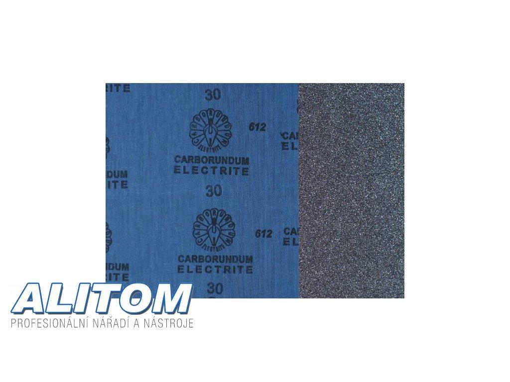 brusny papir modry a657p240