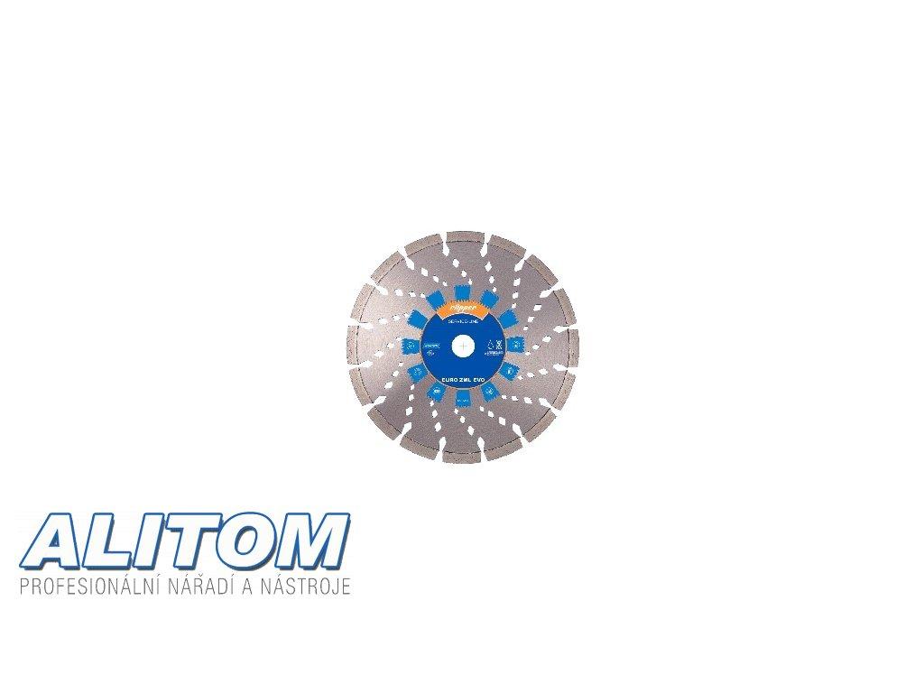 Diamantový kotouč PRO UNIVESAL LASER 230x22,23 10/2,5