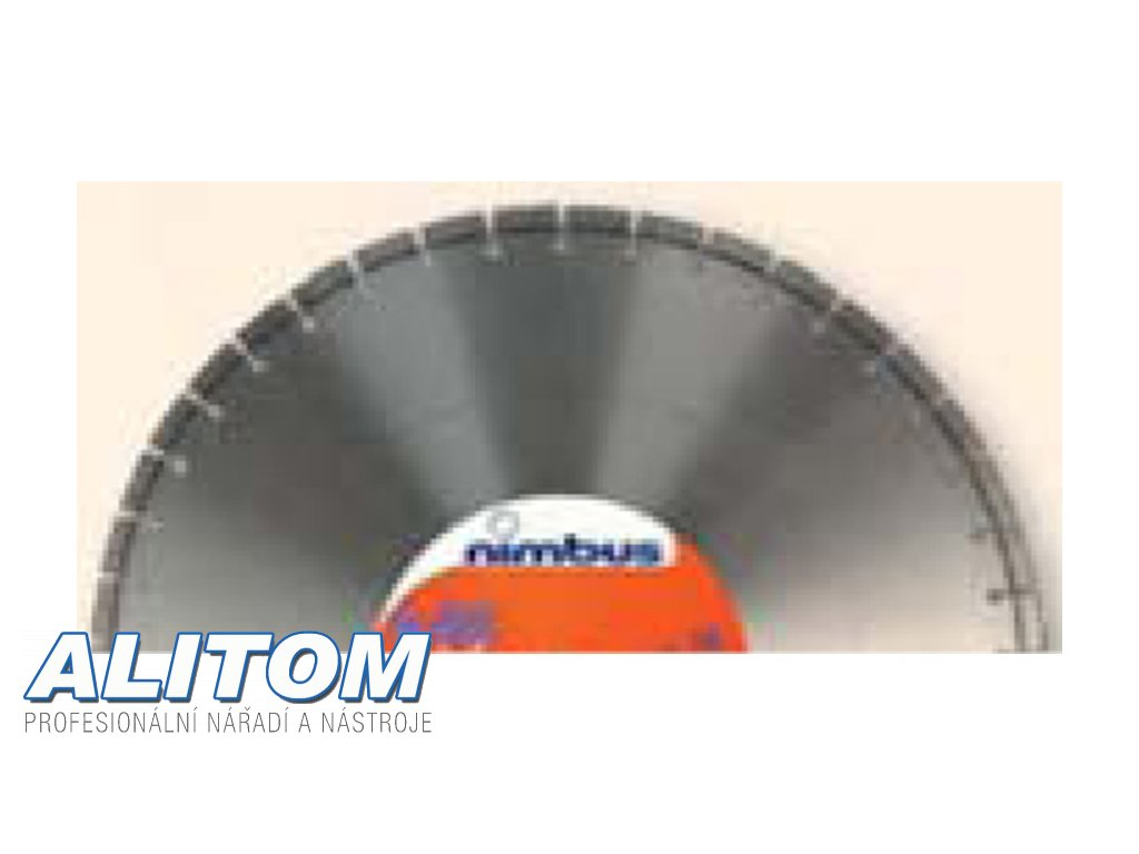 Diamantový kotouč NIMBUS RC400 450x25,4 10/3,8