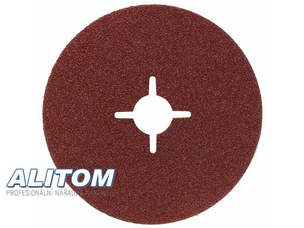 3M Vulkanfíbrový disk 982C 125x22 P80 CUBITRON II