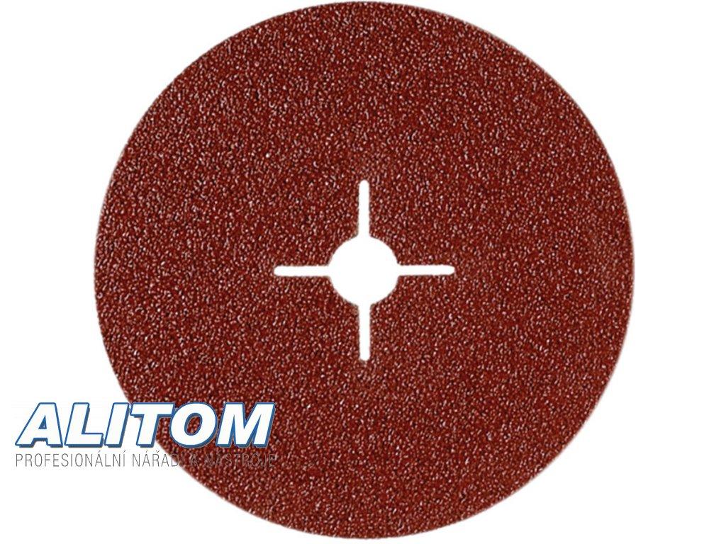Vulkanfíbrový disk SAITDISC - 2A 125x22 T P24