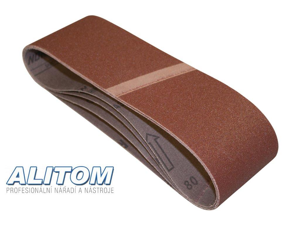 Norton Essential PORTABLE BELT 75x 533mm R230 NOR P80 4MULT EU 96439