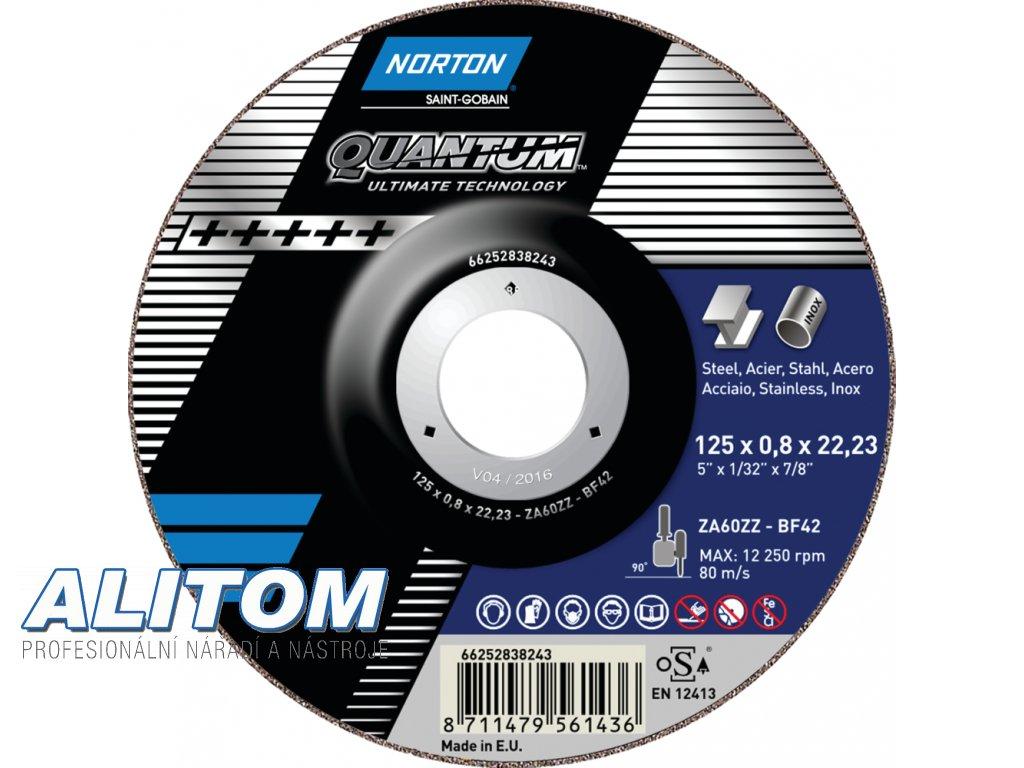 Norton Quantum 125 x 0 8 BF42 27647
