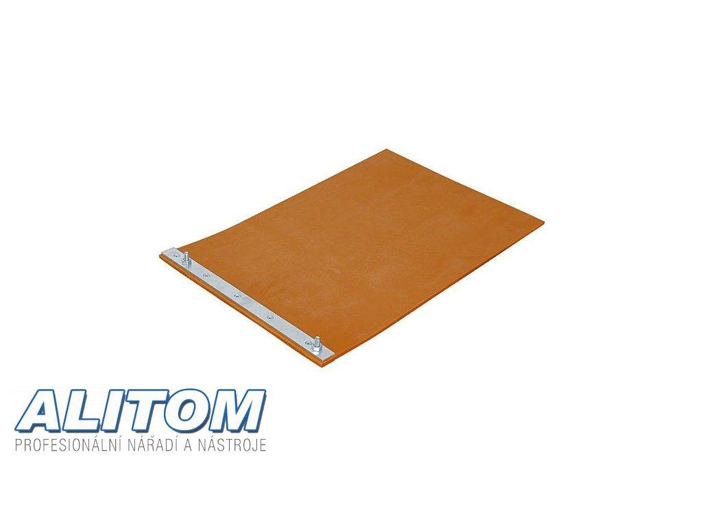 Tlumící deska pro  vibrační desku NTC VD 20 - VD 24
