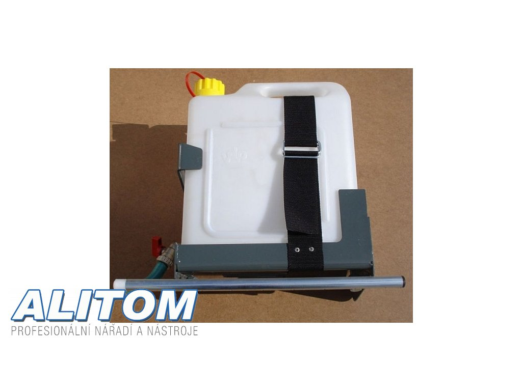 Skrápění pro  vibrační desku NTC VDR 26