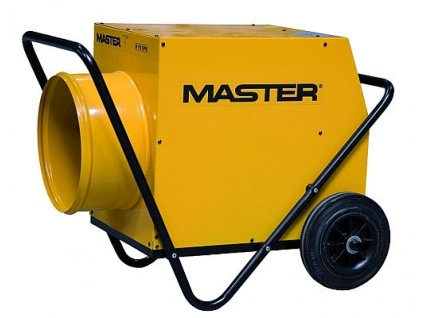 Elektrické topidlo MASTER s ventilátorem B 18 EPR