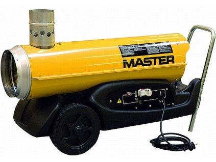 Mobilní naftové topidlo MASTER BV 77 E s nepřímým spalováním