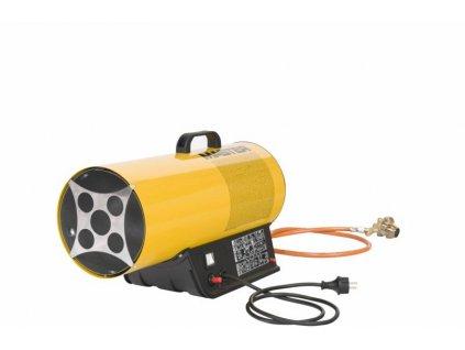 Plynové topidlo  MASTER BLP 17 M  s ventilátorem a regulací výkonu