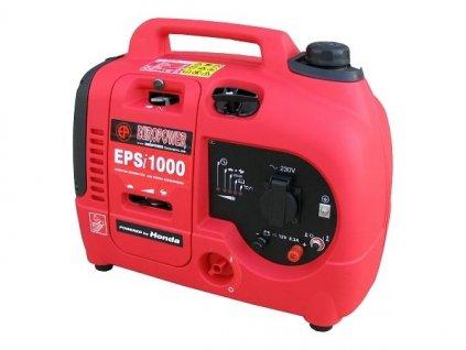 EPSi1000 profesionální invertorová benzínová jednofázová elektrocentrála