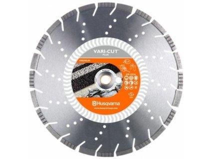 Diamantový kotouč VARI - CUT S85 průměr 350x20/25,4 mm výška segmentu 10 mm