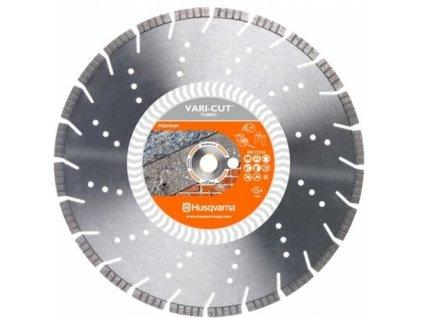 Diamantový  kotouč Vari Cut S 45 průměr 400x25,4 mm , výška segmentu 10 mm