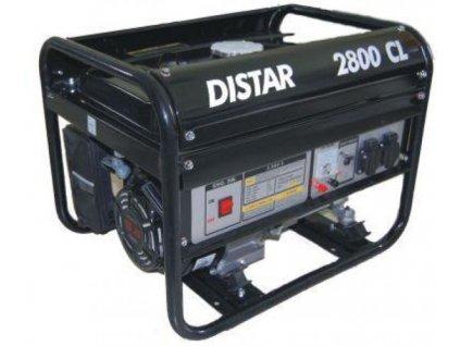Elektrocentrála jednofázová DISTAR  HG 2800 CL - AVR