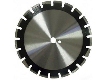 Diamantový kotouč ASFALT LASER  průměr 300x25,4 mm výška segmentu 10 mm