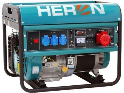 Elektrocentrála třífázová HERON EGM 68 AVR - 3