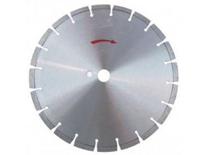 Diamantový kotouč Beton LASER  průměr 450x25,4 mm výška segmentu 10 mm
