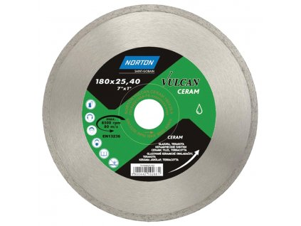 Diamond Blades VULCAN TILE Norton VUL 61442