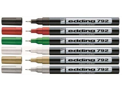 Lakový popisovač Edding 792