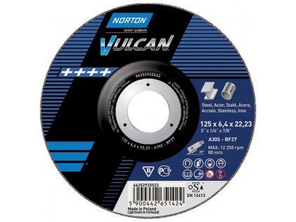 TW Grinding Angle Grinder Metal NOR VULCAN 61052