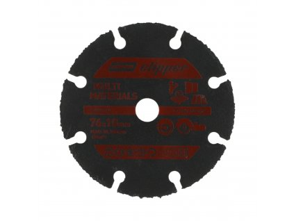 Řený kotouč 76x10 mm Galvanická karbid