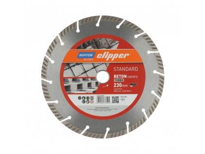 Norton Clipper Blades Standard Beton Turbo 8x2.6 160562