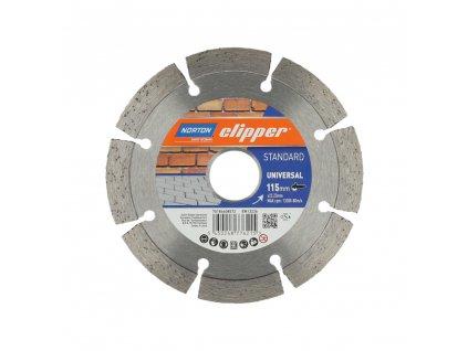 70184608572 Norton Clipper Blades STANDARD UNIVERSAL 115mm 160548