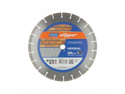 70184608576 Norton Clipper Blades STANDARD UNIVERSAL 300mm 160554