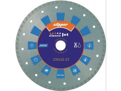 Diamantový kotouč CLASSIC  UNIVERSAL TURBO  350x25,4 10/3,2