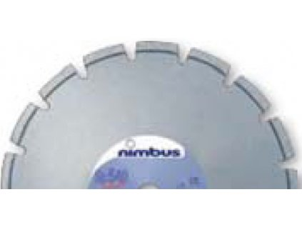 Diamantový kotouč NIMBUS RC540 350x25,4 10/2,8