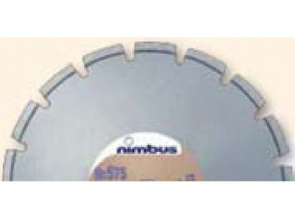 Diamantový kotouč NIMBUS RC575 350x25,4 10/2,8