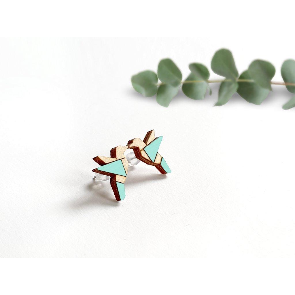 ORIGAMI PTÁČCI - malé puzety / více barev